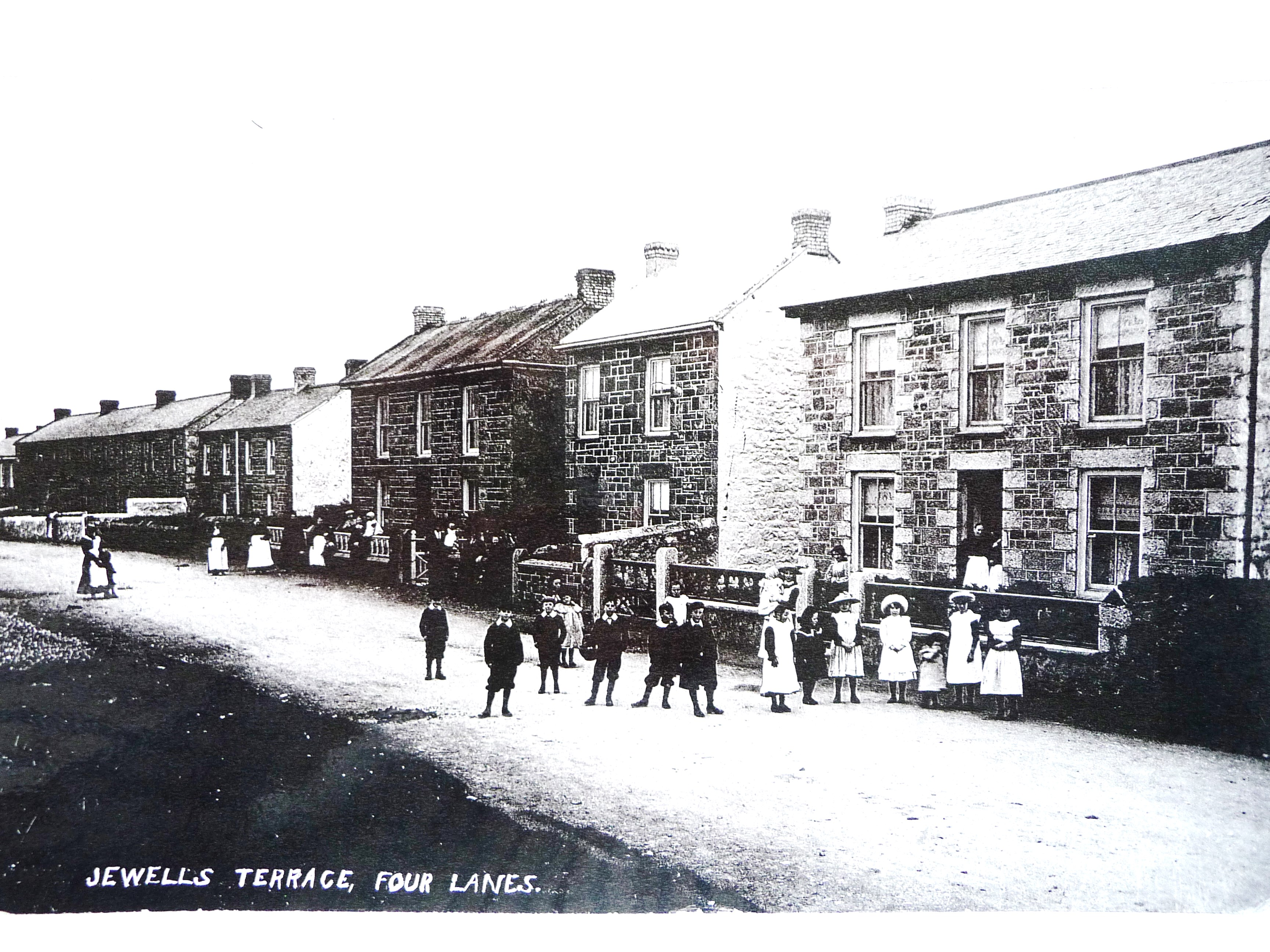 four lanes jewells terrace
